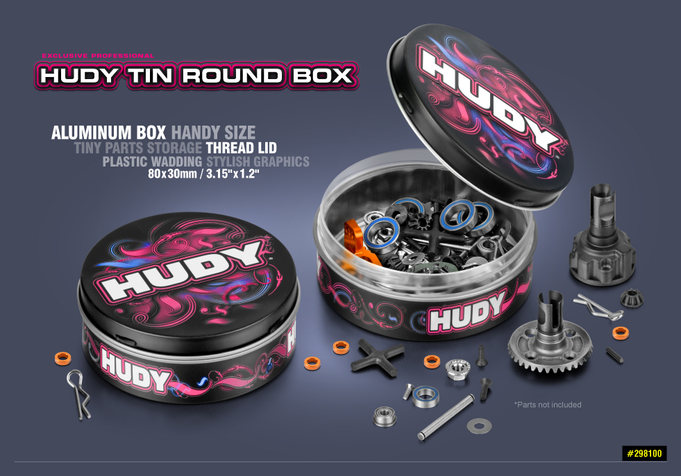 HUDY Hard Case