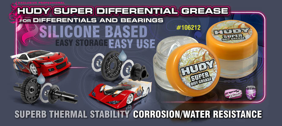 HUDY Bearing Grease