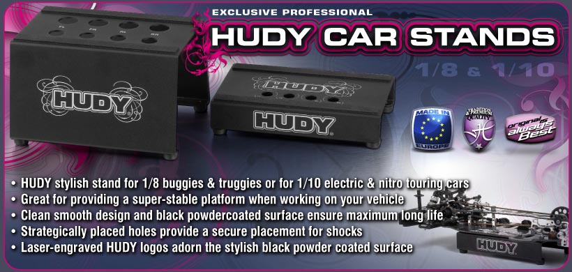 HUDY Car Stands