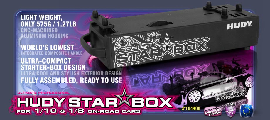 Hudy Star Box