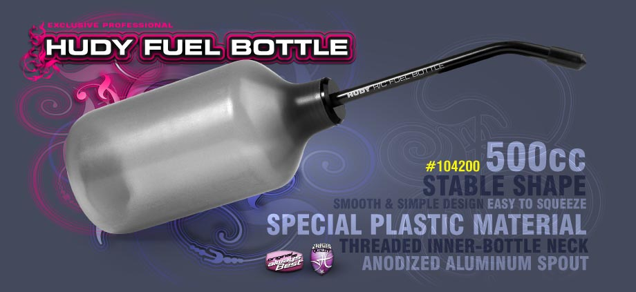 HUDY Fuel Bottle