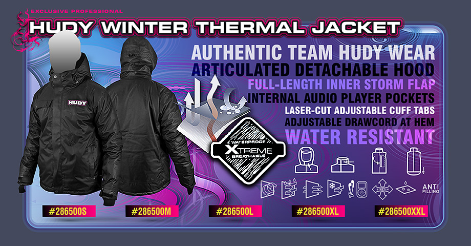 HUDY THERMAL JACKET